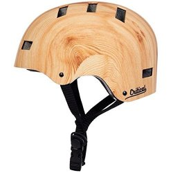 "Xander Bicycle Corporation Critical Cycles Classic Commuter Bike skate multi-sport CM-1 Helmet With 10 Vents Bamboo Small: 51-55 Cm 20""-21.75"