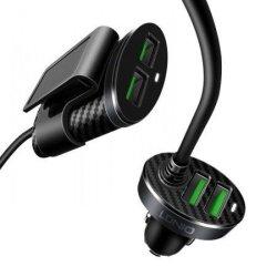LDNIO USB Car Charger - 4P 5.1A