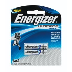 Energizer - Ult.lithium Aaa 2PK