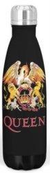 CLASSIC Queen - Crest Metal Drink Bottle