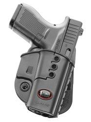 FOBUS Left Handed Paddle Holster Glock 43
