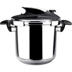 Magefesa Nova Stainless Steel Pressure Cooker 6 Litres