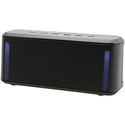 ILive Blue ISB224B Portable Color-changing Bluetooth Speaker