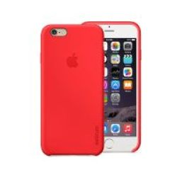 Astrum A21010-N Genuine Leather Super Slim Case for iPhone 6 6S in Red