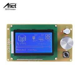 BALITENSEN 12864 Lcd Smart Display Screen Controller Module With Cable For  Ramps 1 4 Mega Pololu Shield Reprap 3D Printer Access | R740 00 | DIY