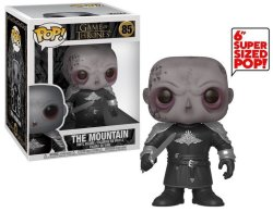 Funko Pop Television - Game Of Thrones - The Mountain Pop Vinyl Figure