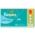 Pampers - Fresh Baby Wipes 576S