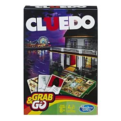 Hasbro - Clue Grab And Go