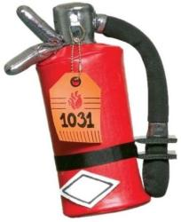 Fire Extinguisher Purse One Size Halloween Costume Red