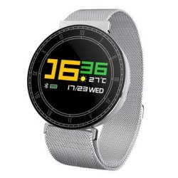 Bakeey H1 Heart Rate Blood Oxygen Pressure Monitor Activity Check Weather Forcast