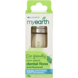 MyEarth Corn Starch Dental Floss 30ML
