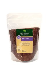 Health Connection Red Quinoa 500g