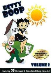 Betty Boop:vol 2 - Region 1 Import Dvd