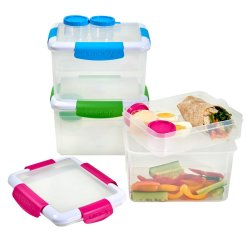 Private - Rfl Click N Go Lunch Box 2250ML