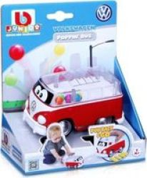 BB Junior Poppin& 39 Bus Vw Samba Bus 2 Assorted Colours