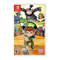 Nintendo Ben 10 Siwtch