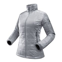 Decathlon TREK100 Women's Mountain Down Jacket - Grey