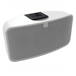 Bluesound Pulse MINI Compact Wireless Multi-room Smart Speaker With Bluetooth -white