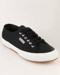 Superga Classic Canvas Sneakers Black
