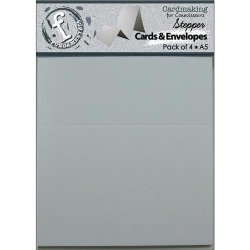 FSC60 Stepper Cards A5-WHITE