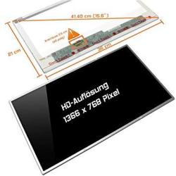 """LED 15.6"""" Wxga HD Glossy Replacement Lcd Screen For LG LP156WH4-TLQ2 LP156WH4 Tl Q2 Or Compatible Model"""