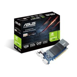 Nvidia Geforce GT710 1GB GDDR5 Graphics Card Pci-express 2.0 Passive Cooling With Low-profile Bra