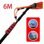Carbon Fiber Rxqee Telescopic Rod Washing Set Equipment Telescopic Extension Pole Cleaning Suitable For Trucks Windows Window Gl