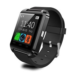 Luxsure Smart Watch Uwatch Bluetooth Smartwatch For Android Ios System Mobile Phone