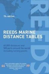 Reeds Marine Distance Tables 15TH Edition Paperback