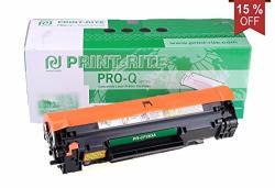 Print-Rite 83A CF283A CF283 HP83A HPCF283A HP283A HPCF283 Cf 283 283A Black  Toner Cartridge 1 500 Page Yield For Hp Laserjet Pro Mfp M125 | R | Office
