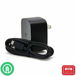 Turbo Fast Powered 15W Wall Charging Kit Works For Huawei Y3 2 With Quick Charge 2.0 USB 1M 3.3FT Microusb Cable
