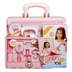Disney Princess Style Vanity And Hair Tote Playset