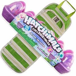 EASYVIEW Toy Storage Organizer Case Compatible with Colleggtibles One Dozen Eggs Bundle Purple-S4