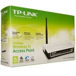 Deals on TP-Link 150mbps Wireless N Access Point Atheros Tl-wa701nd