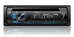 Pioneer DEH-S4100BT Cd Receiver Improved Smart Sync App Compatibility mixtrax built-in Bluetooth