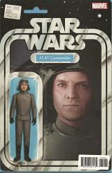 Star Wars 30 At-at Commander Action Figure Variant Cover Edition Comic Book