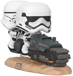 USA Funko Pop Movie Moments Star Wars: Episode 9 Rise Of Skywalker - First Order Tread Speeder