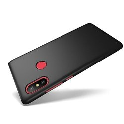 e35fb23d4 SLEO Xiaomi Redmi 6 Pro Case Xiaomi Mi A2 Lite Case - Rubberized Hard PC  Back Case Cover For Xiaomi Redmi 6 Pro xiaomi Mi
