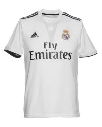 View 1 More Offers. Adidas Men s 18 19 Real Madrid Home Replica Jersey b6787bd55