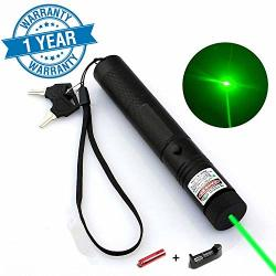 Lucheng High Power LED Demonstration Pointer Flashlight Tactics Hunting Visual Education Pointer Pen Interactive Pet Cat Toys Outdoor Astronomy Hobby Finger Star Indicator