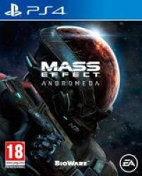 Electronic Arts Mass Effect: Andromeda Playstation 4 Blu-ray Disc