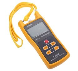 Signstek -50 To +26DBM 800 1700NM Optical Power Meter Tester Fc Sc St Handheld Optical Power Meter And Light Source