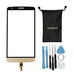 Sunways Touch Digitizer Screen Replacement For LG G3 Stylus D690N LG D690  With Device Opening Tools Gold | R625 00 | Cellphone Accessories |