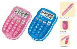 Sharp S10 - Colour Kids Calculator - Blue