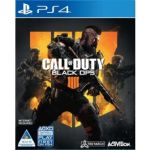 Activision Pre-played PS4 Call Of Duty Black Ops 4
