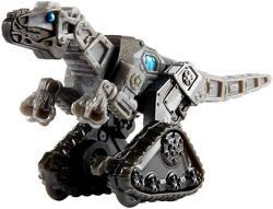 Mattel Dinotrux Reptool Black Scraptor Vehicle