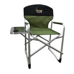 AfriTrail Impala Directors Chair + Side Table