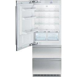 LIEBHERR Hcb 1561 Fully Integrated Refrigerator Freezer With Biofresh Left Hand Hinge