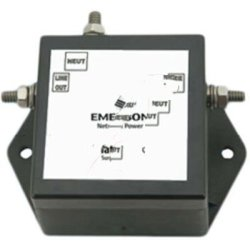 Emerson Network Power INXT120NL000-1 Inxt Ser 60A 150VAC 47 To 63HZ Chassis Mount Power Line Filter W stud Terminals