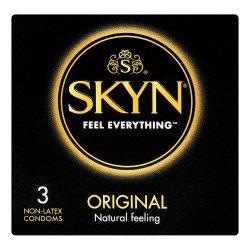 SKYN Condoms 3'S Original